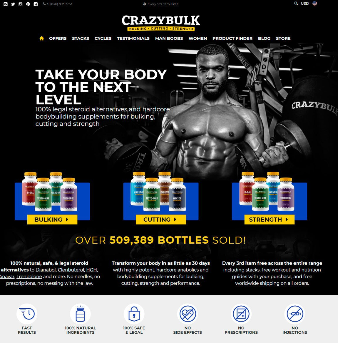 Is steroids-usa.org a legit site